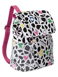 Diane von Furstenberg ♥ GapKids crossbody backpack