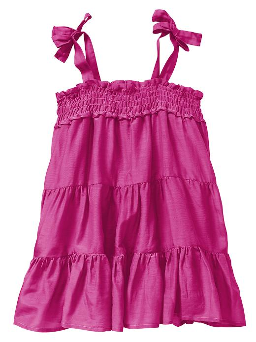 Gap Smocked Ruffle Dress $ 34.95