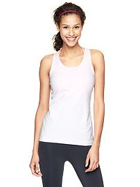 GapFit graphic running tank