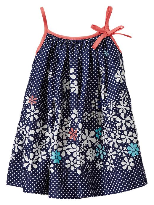 Gap Floral Dot Dress $ 29.95