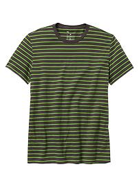Essential thin striped T