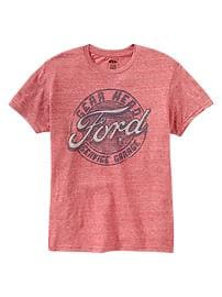 Ford gear head T