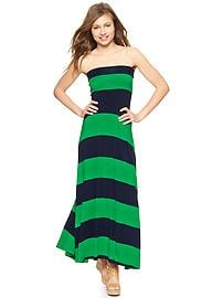 Striped 4-in-1 dress