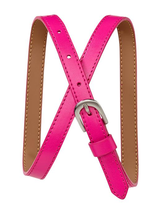Gap Uniform Neon Belt $ 12.95