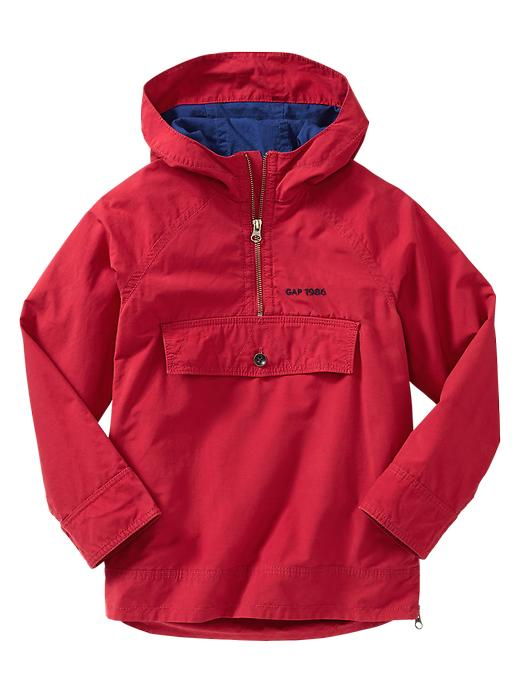 Gap UK Anorak Popover $ 37.99