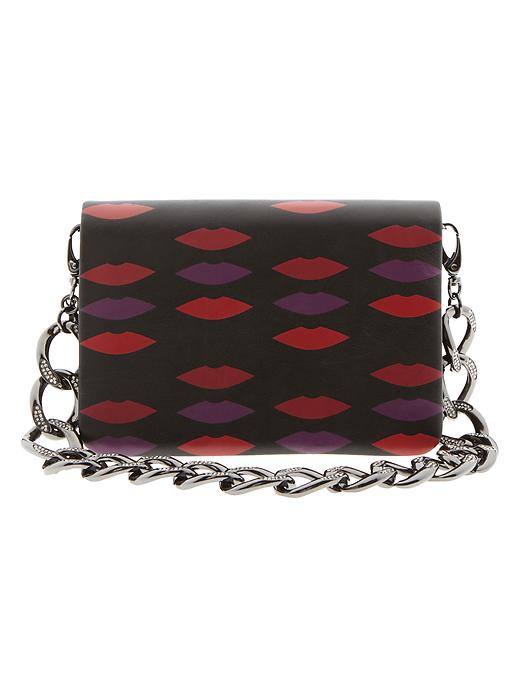 L'Wren Scott Collection Lip Print Clutch