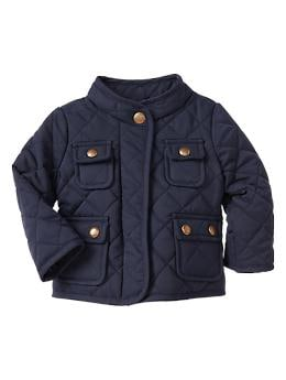 Sale alerts for Gap Quilted jacket - Covvet