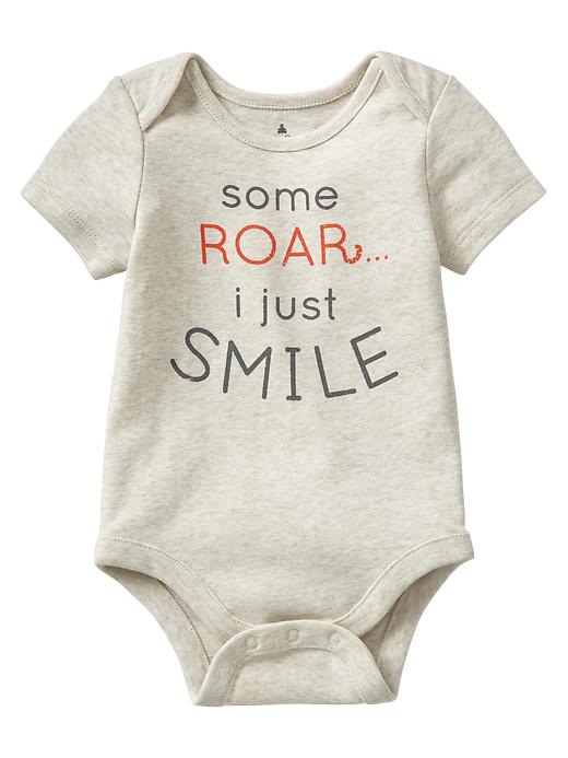 Road Onesie in Heather Grey