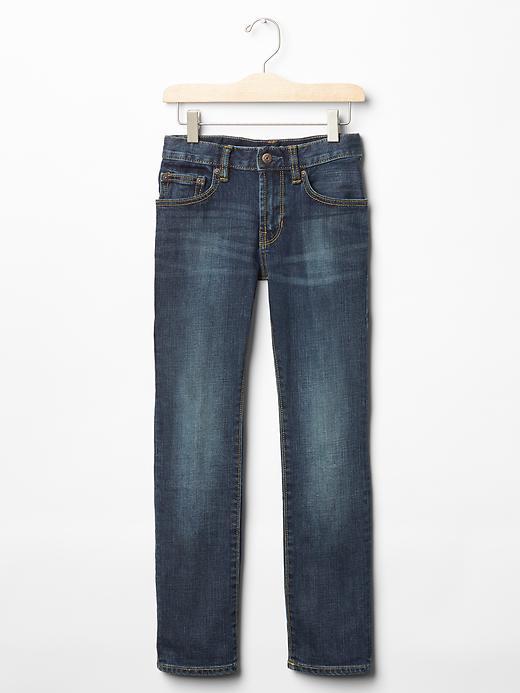 Gap Boys 1969 Skinny Jeans Size 16 Husky - Denim