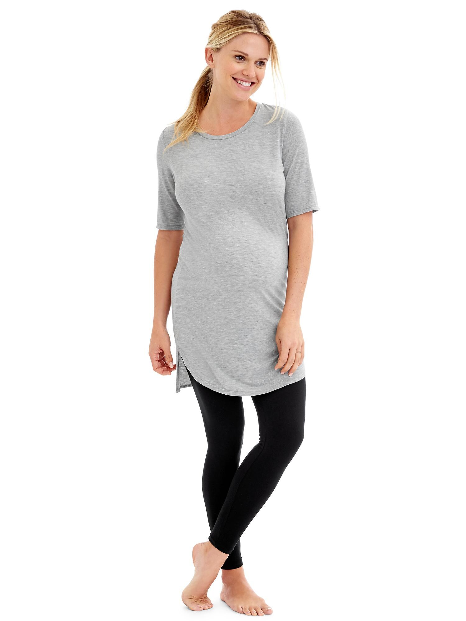935fb7b8d0319 Maternity Sleep T-Shirt in Modal