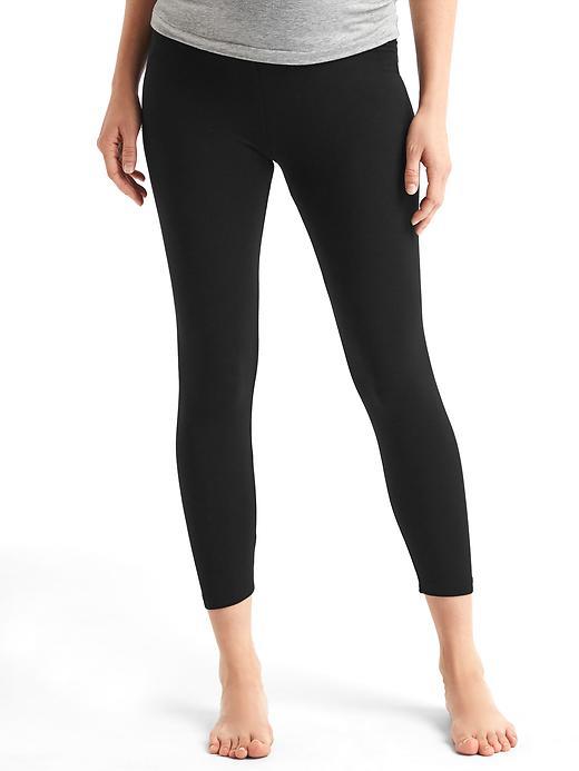Gap Pure Body Full Panel Capri Leggings Size XS - True black
