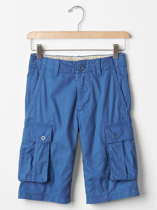 Gap Boys Solid Ranger Shorts Size 16 - Peninsula blue