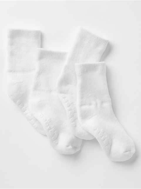 Baby First Favorite Crew Socks (2-Pack)