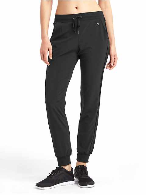GapFit Studio Side-Stripe Joggers
