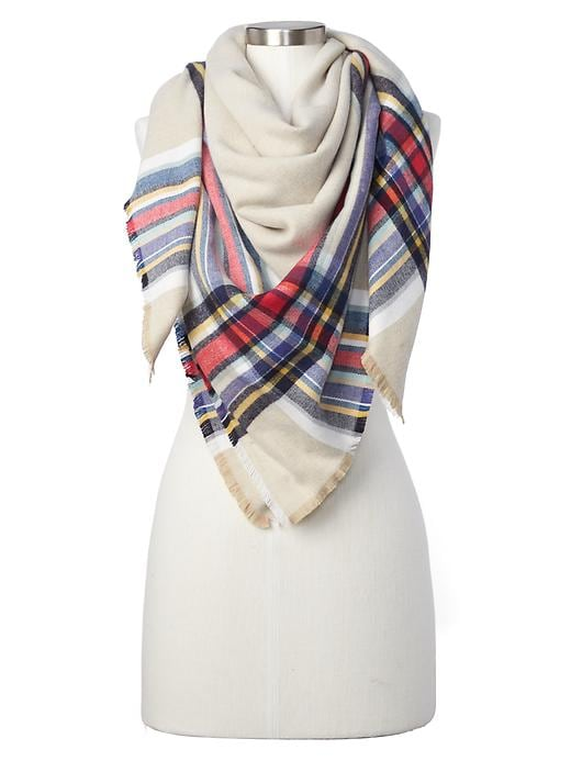 Gap Women Cozy Modal Blanket Scarf Size One Size - Cliff rock