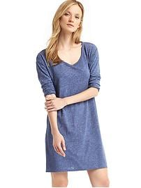 Gap Womens Slub T-Shirt Dress (Multiple Color)