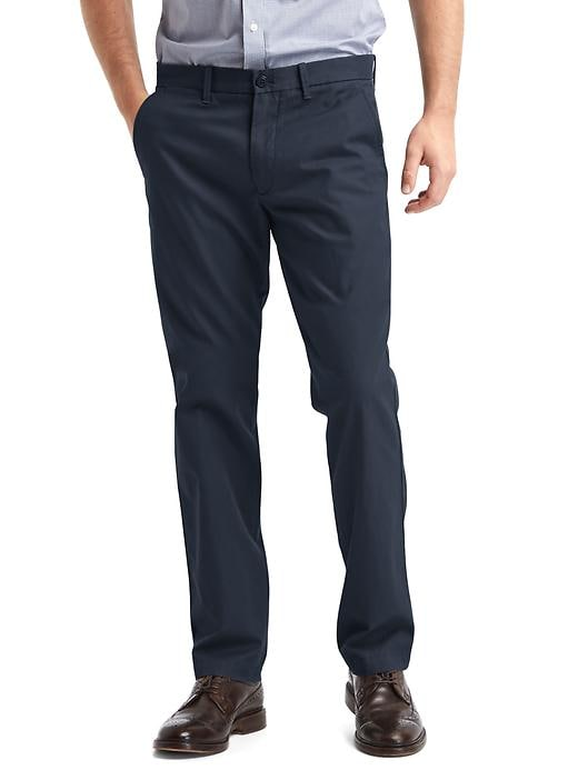 Gap Men's Classic Straight Fit Khakis