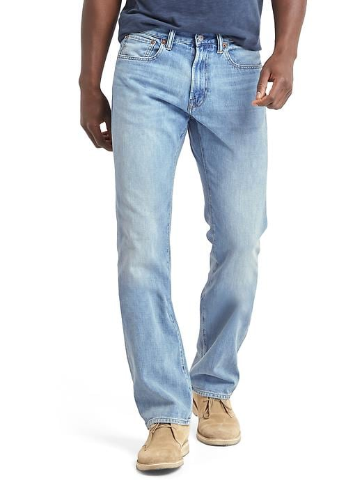 Gap Mens Boot Fit Jeans
