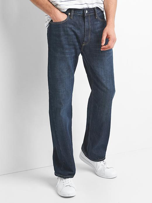 Men's Jeans In Relaxed Fit