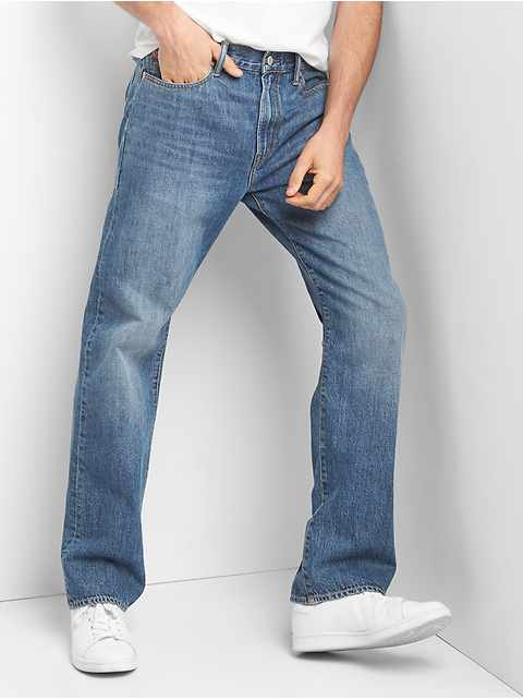 Jeans in Relaxed Fit