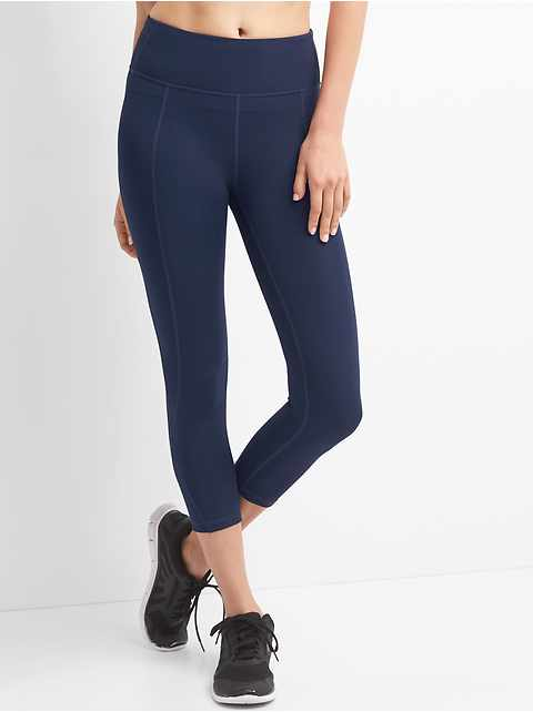 GFast Mid Rise Capris in Sculpt Compression
