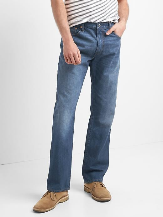 Gap Mens Standard Fit Jeans