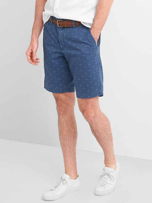 Gap Men Print Casual Shorts 10