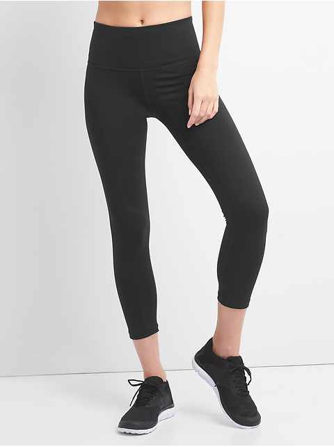 GFast High Rise Blackout 7/8 Leggings