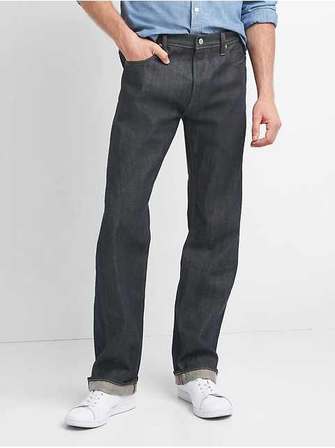 Selvedge Jeans in Standard Fit