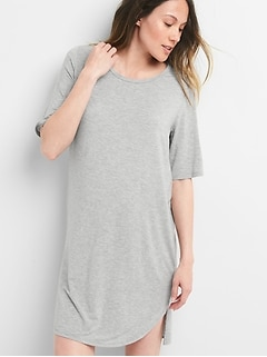 Maternity modal sleep nightgown