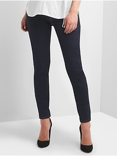 Maternity Demi Panel True Skinny Jeans