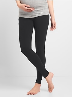 Maternity Pure Body Low Rise Leggings