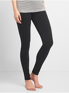 Maternity Pure Body Full Panel Leggings