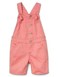 Snap-Front Overalls