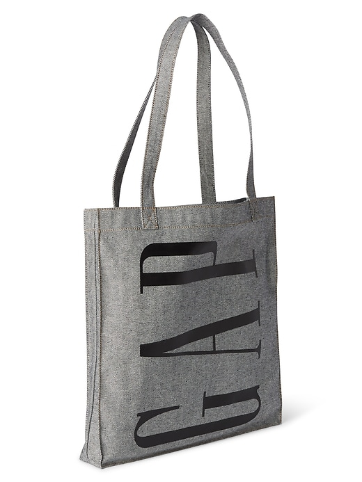 Logo Shopper Bag by Gap