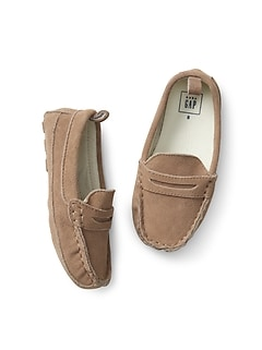 Toddler Suede Loafers