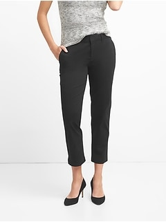 Slim City Crop Pants