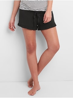 Maternity Sleep Shorts