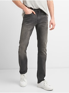 Washwell Jeans in Slim Fit with GapFlex