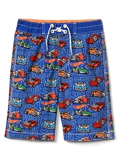 GapKids &#124 Hot Wheels&#169 board shorts