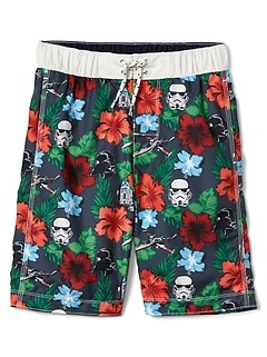 GapKids &#124 Star Wars&#153 Board Shorts