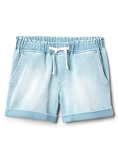 Denim Shorts with Fantastiflex