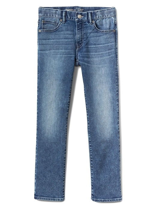 Indestructible Superdenim Straight Jeans by Gap