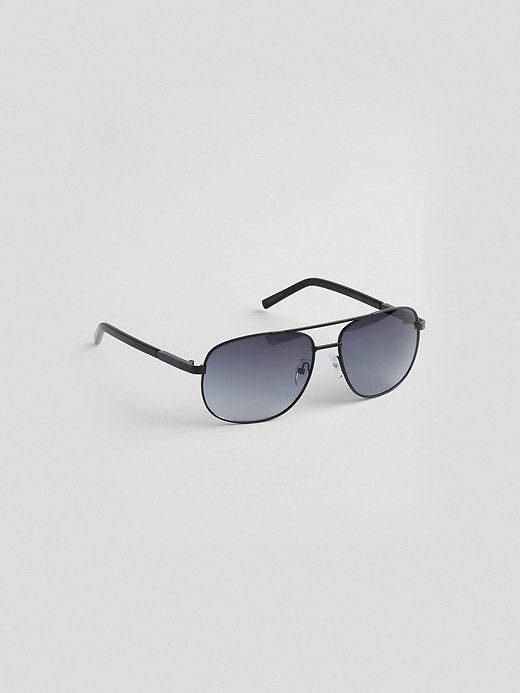 Retro Aviator Sunglasses by Gap