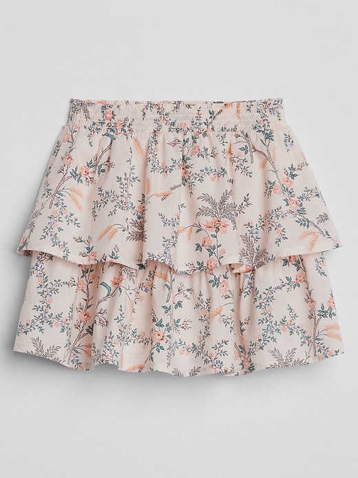 Layered Ruffle Skirt by Gap