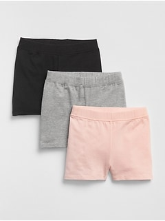 Tumble Shorts (3-Pack)