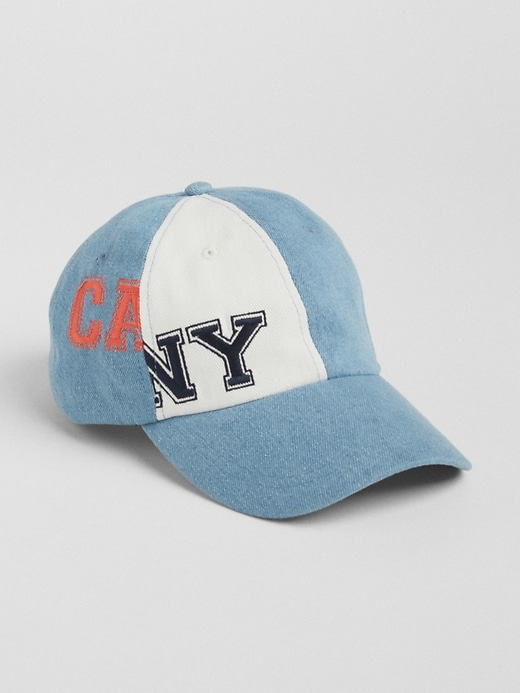 Logo Global Remix Baseball Hat by Gap