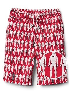 "GapKids &#124 Star Wars&#153 8"" Swim Trunks"