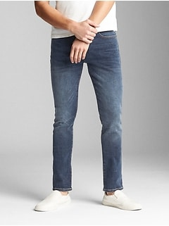 Washwell Jeans in Skinny Fit with GapFlex