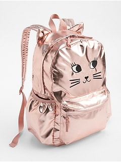 Cat Metallic Senior Backpack